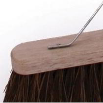 Brooms, brushes & sweeping