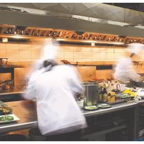Catering floor & surface cleaners