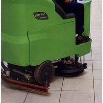 Scrubber drier products