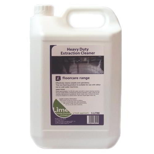 Heavy duty extraction carpet cleaner 5lt