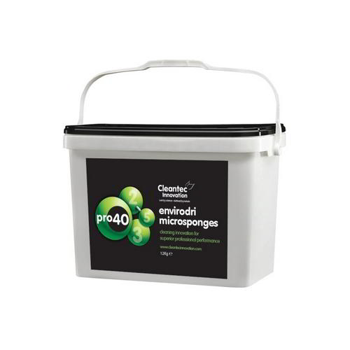 Envirodri Carpet Microsponges - Green tea 2 x 10kg refills