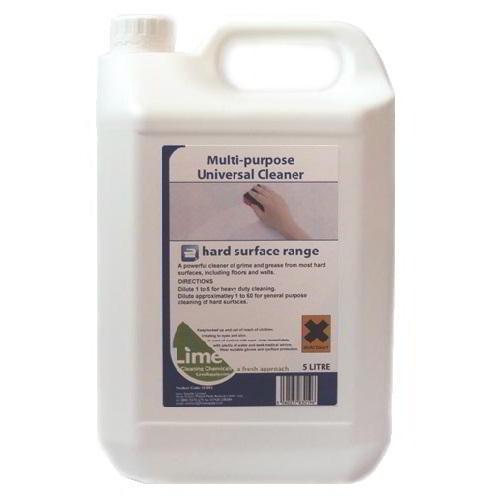 Multi-purpose hard surface cleaner 5lt