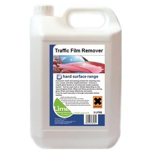 Concentrated Traffic film remover (5lt)