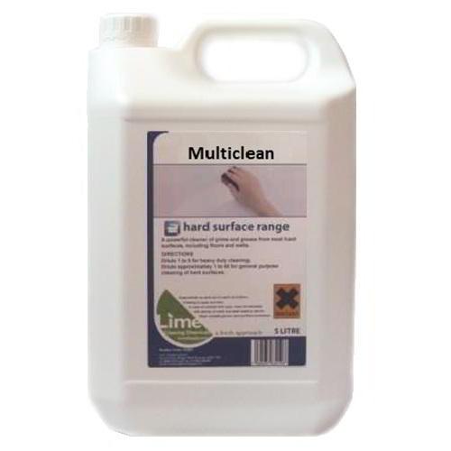 Multiclean 5 Litre