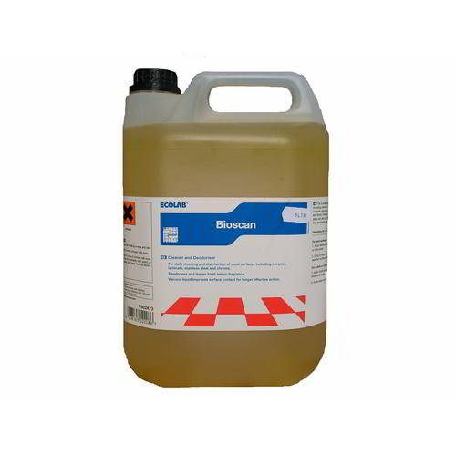 Ecolab Multi EL10 HD Degreaser for floors & surfaces (2 x 5lt) 9073670