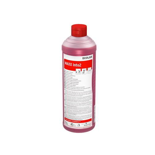 Ecolab Maxx Into2 sanitary cleaner  (12 x 1lt) 9084700