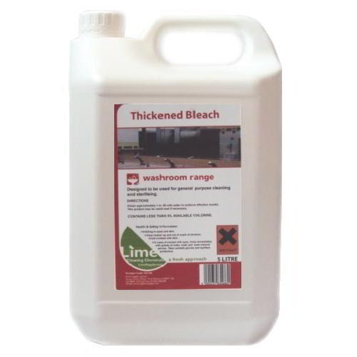 Thickened bleach 5lt