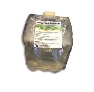 Cachan foam soap pouches (4 x 800ml)