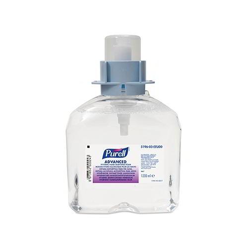 Purell FMX Advanced hygienic sanitising foam (3x1200ml) 5196-03