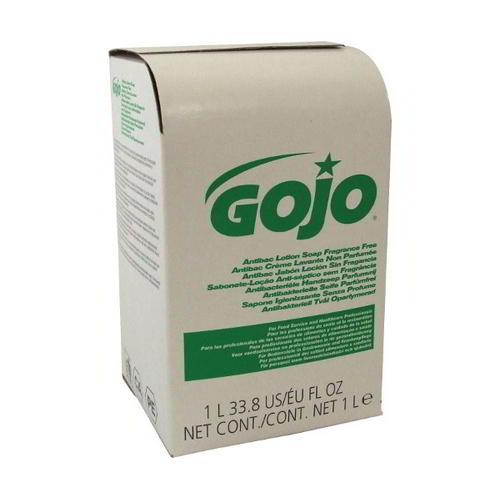 Gojo NXT Antibac fragrance free handwash (8x1000ml) 2157-08