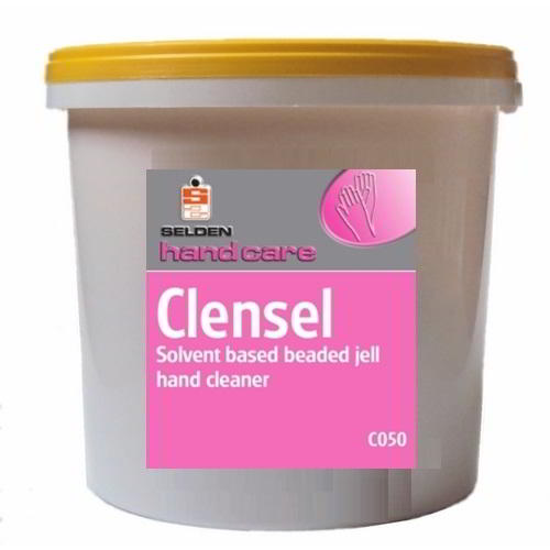 Red beaded hand cleaner 5lt tub