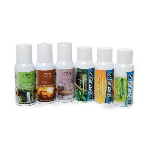 Microburst 3000 refills Assort scents(6 x75ml)