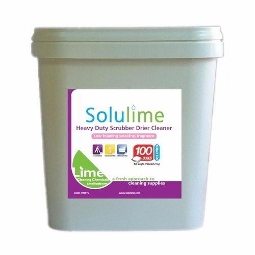 Solulime Solupak Heavy Duty scrubber drier sachet 60lt Sassafras (100)
