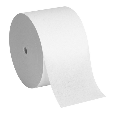 Essentials Coreless 100m 2ply toilet roll (Optimum) (36)