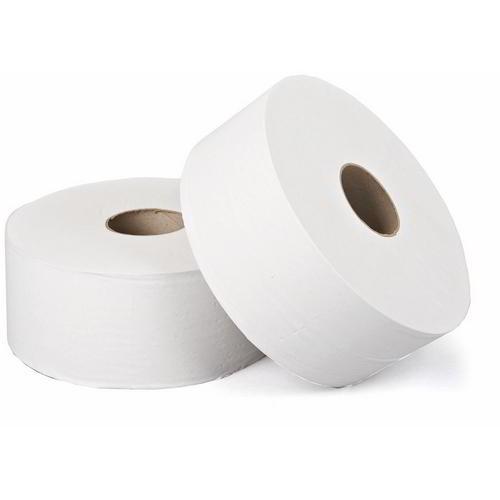 "Midi jumbo toilet roll 2ply 250m 3"" core roll (6)"