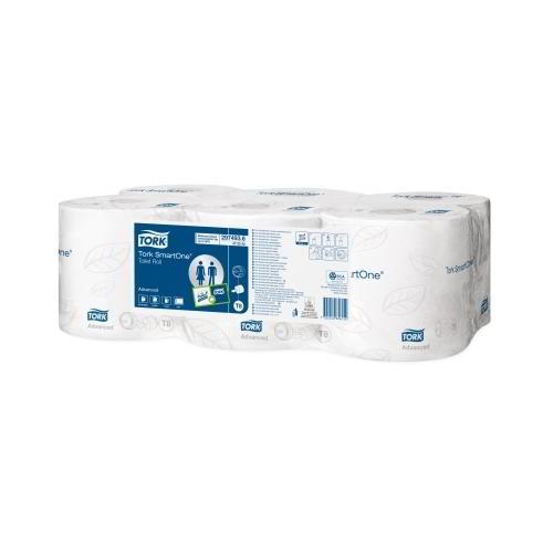 Tork Advanced SmartOne Toilet Roll (T8) 472242 Eco Label