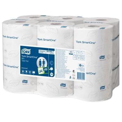 Tork Advanced SmartOne MiniToilet Roll (T9) 472193 Eco Label