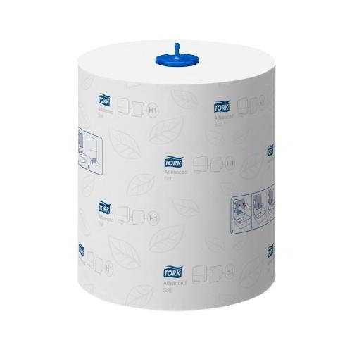 Tork Advanced Matic Soft Hand Towel Roll (H1)  290067 Eco Label