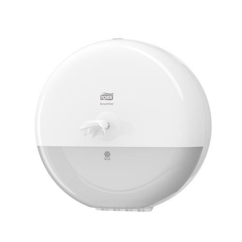 Tork SmartOne Toilet Roll Dispenser White (T8) 680000