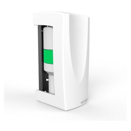 Vectair V-Air® SOLID MVP Dispenser - White