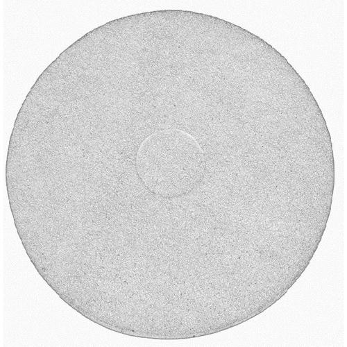 White polishing floor pad - Pack of 5