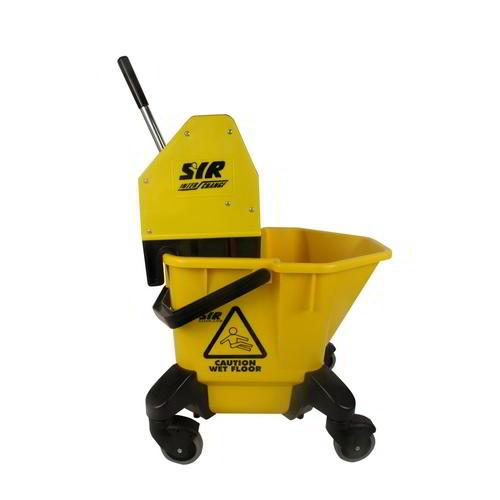 SYR TC20lt Mopping Combo Kentucky Bucket & Wringer