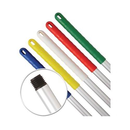 Aluminium colour coded handle