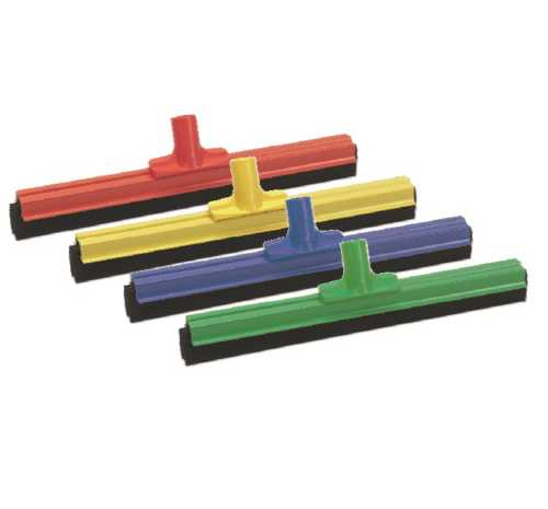 Floor squeegee colour coded