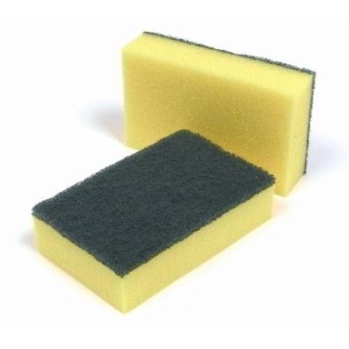 Sponge scourer (Green pad) - Pack of 10