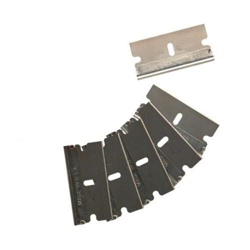 Safety scraper blades (Handy 10 blade pack)