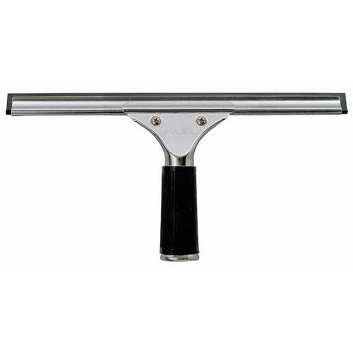 "12"" Stainless Steel Squeegee ( Handle channel and Rubber)"