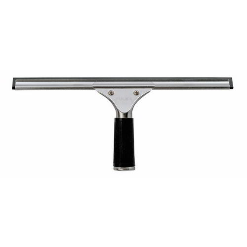 """14"""" Stainless Steel Squeegee ( Handle channel and Rubber)"""
