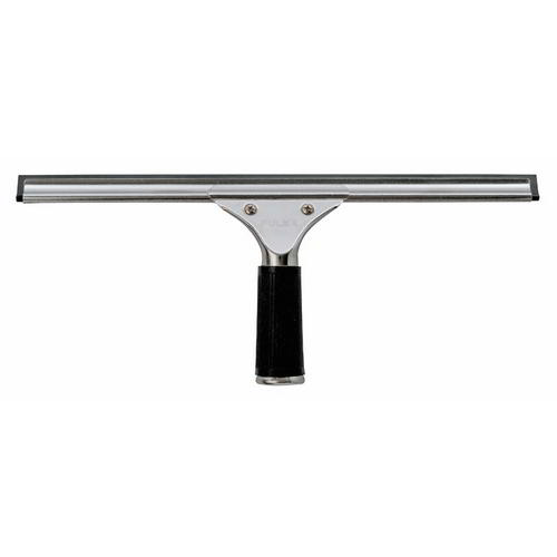"18"" Stainless Steel Squeegee ( Handle channel and Rubber)"