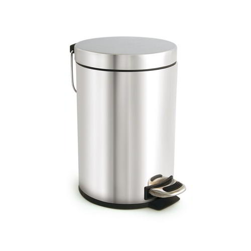 Pedal Bin Stainless Steel 3 Litre