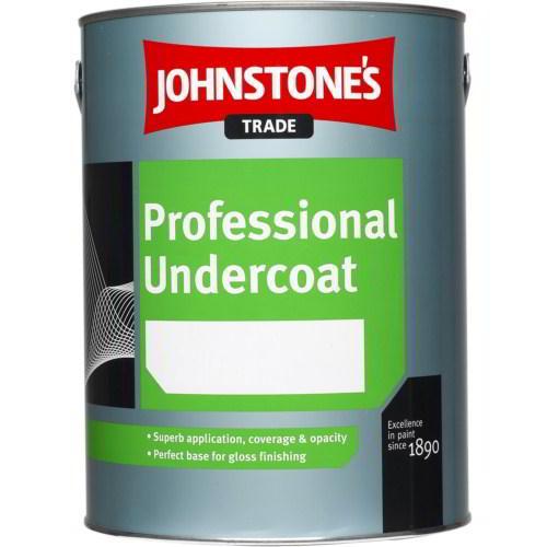 2.5 Litre Johnstone'sProfessional Undercoat