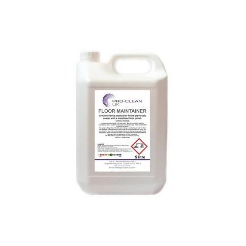 Pro-Clean UK Floor maintainer 2x5lt