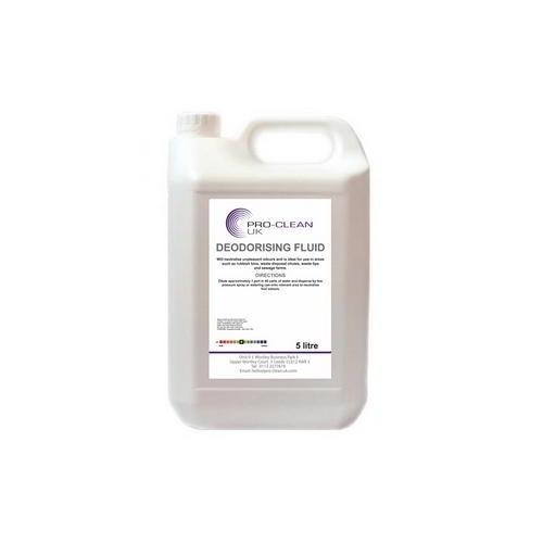 Pro-Clean UK  Deodorising Fluid  2x5 lt