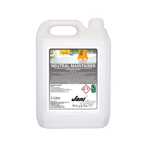 Jani King Neutral Maintainer  (2 x 5 Litre)