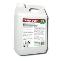 Clover TERRA-COAT Low Gloss Floor Polish 2x5 Litre