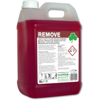 Clover REMOVE Floor Polish Stripper 2x5 Litre