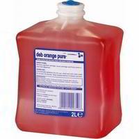 Deb Estesol Orange Pure Lotion Wash (6 x 2lts)  DOP2000L