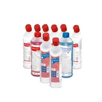 Ecolab Small site mixed chemical pack 1