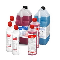 Ecolab Small site mixed chemical pack 2
