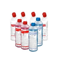 Ecolab Small site mixed chemical pack 3