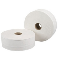 "Maxi jumbo 2ply 330m 2.25"" core roll (6)"