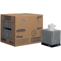 Kleenex Facial Tissue Cube KC Code 8834 (12x90 per case)