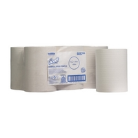 KC Scott slimline hand towel roll 6657 6)