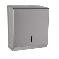 Polished Stainless Steel Standard Paper Hand Towel Dispenser