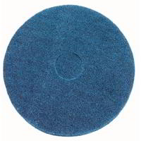 Blue cleaning floor pad - Pack of 5