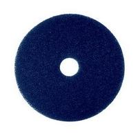 3M Blue Premium scrubbing floor pad - Pack of 5